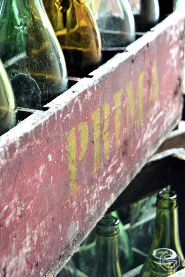 Caisse de vin Prima