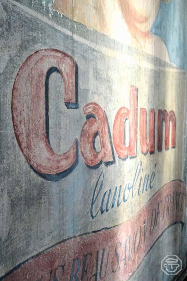 Publicité Cadum