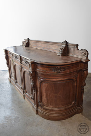 Ancien buffet de bistrot 1930'