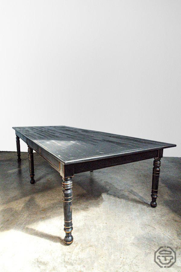 table bois noire